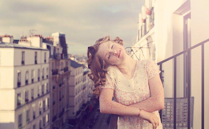 Красивые фотографии детей с синдромом Дауна