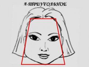 Типы лица : С помощью темной пудры нужно уменьшить объем челюсти и нижней части щек.     Румяна и тени наносятся