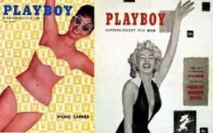 Культовые обложки Playboy
