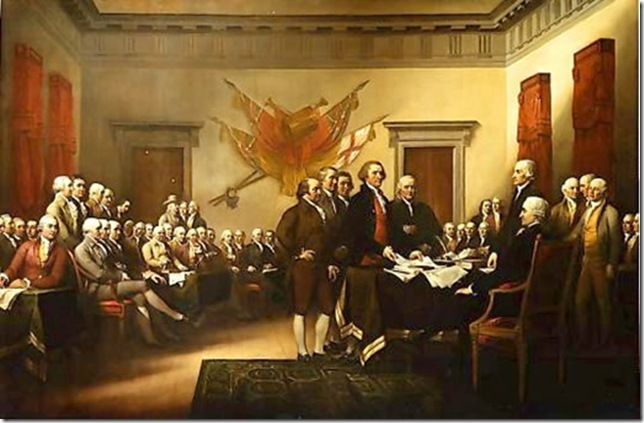 a discussion on the american constitution When the american colonies broke from england  delegates signed the new constitution of the united states for discussion and writing.