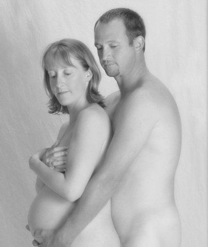 фотосессия беременных голых