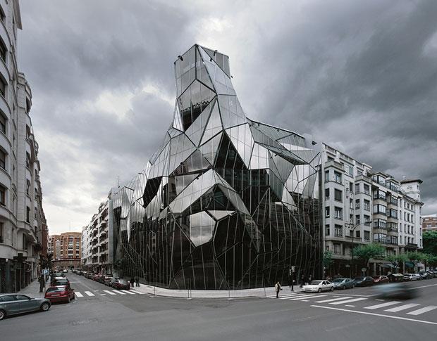 архитектор спроектировал дом вдохновленный танцем танго то, что