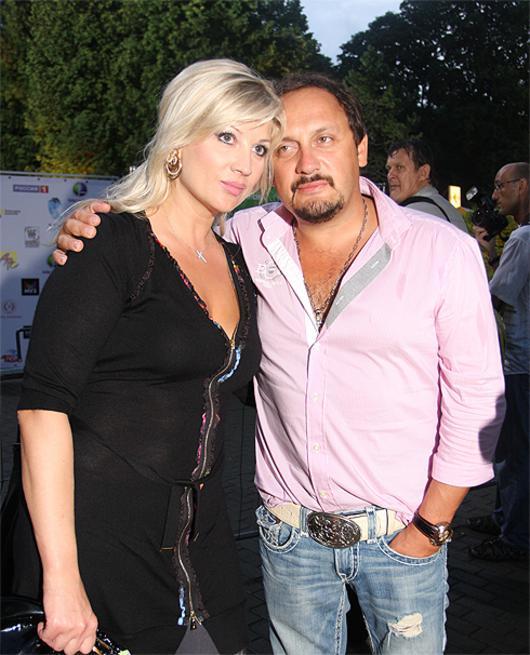 михайлов стас с женой фото