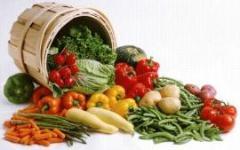 Влияние цвета продуктов на здоровье