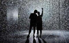 Дождь, под которым не промокнешь