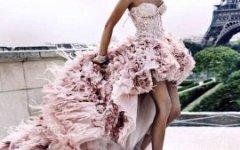 Роскошные свадебные платья