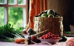 Деревенская диета