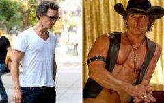 Актеры и актрисы, изменившие свое тело ради съемок