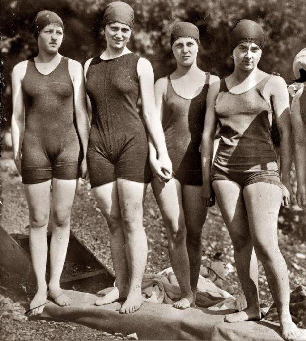 foto retro women