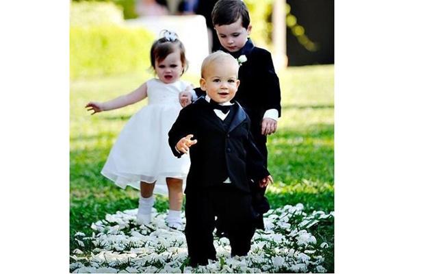 Дети о браке