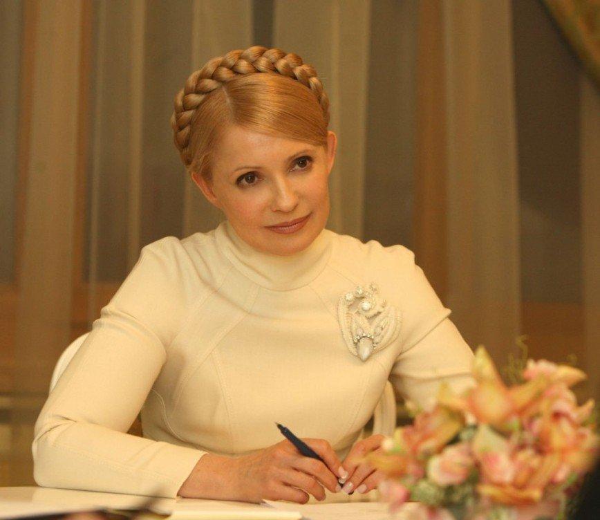 Гоша Куценко перевоплотился в Юлию Тимошенко