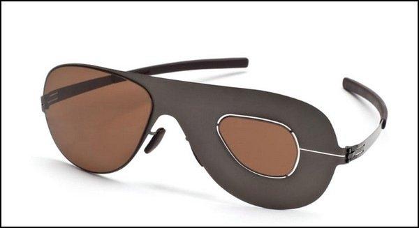 Асимметричные очки для асимметричных лиц