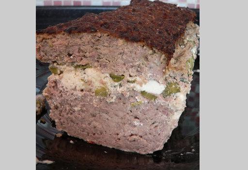 Диета Дюкана: рецепты: <b>Мясной хлеб</b>  <br><br>  1400 гр. филе бедра индейки (из грудки хлеб будет очень сухой) в него добавляем 2