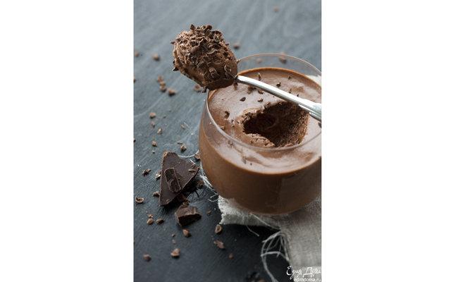 Десерт из йогурта от Юлии Высоцкой