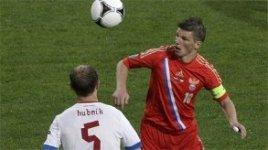 Россия 4 - 1 Чехия
