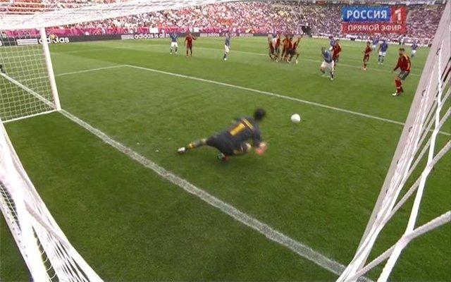 Россия 1 - 1 Польша