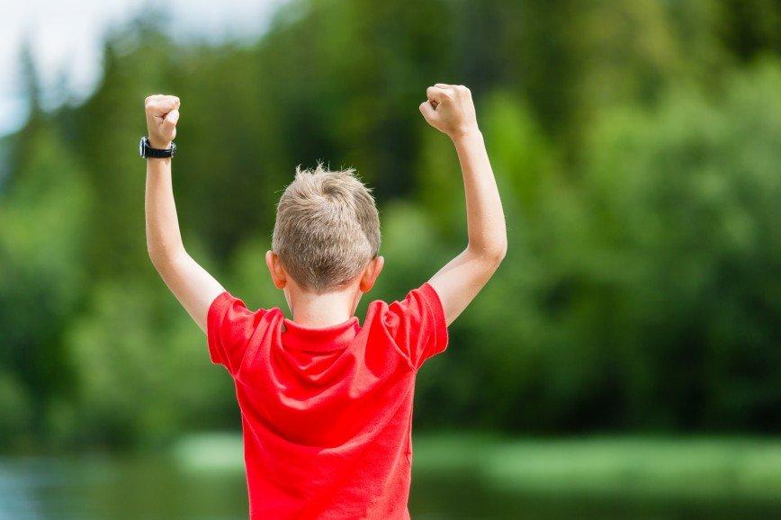 Как вырастить уверенного в себе ребенка?