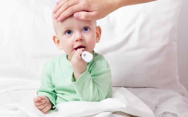 термобельем у годовалого ребенка не спадает температура выбрать