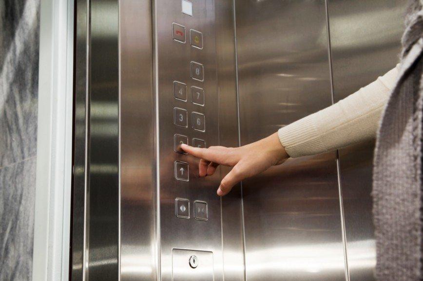 Сделали бы вы шкаф в шахте лифта?