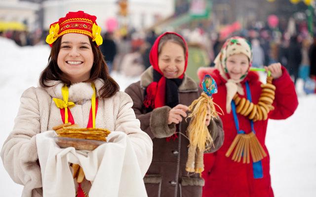 В Москве отметят Широкую Масленицу