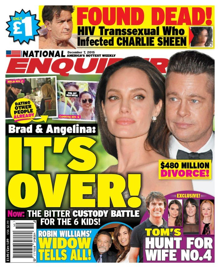 Джоли и Питт переживают новый кризис в браке