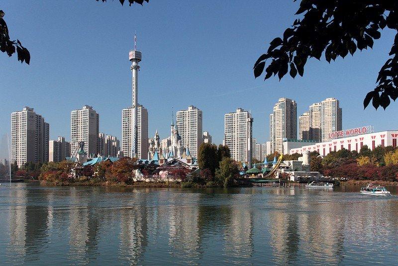 Автор: Розабельверде, Фотозал: Туристические зарисовки, Парк развлечений Lotte World.