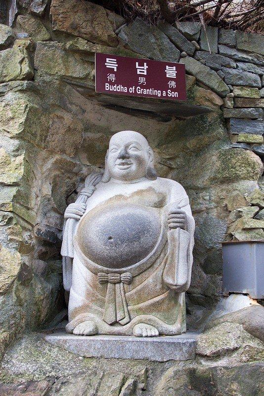 Автор: Розабельверде, Фотозал: Туристические зарисовки, Если хотите родить сына, то этот Будда поможет.