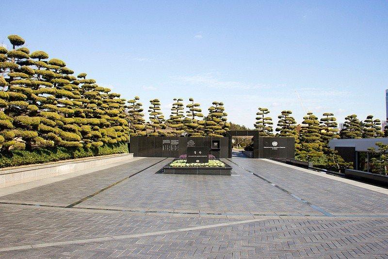 Автор: Розабельверде, Фотозал: Туристические зарисовки, Мемориальное кладбище ООН в Корее.