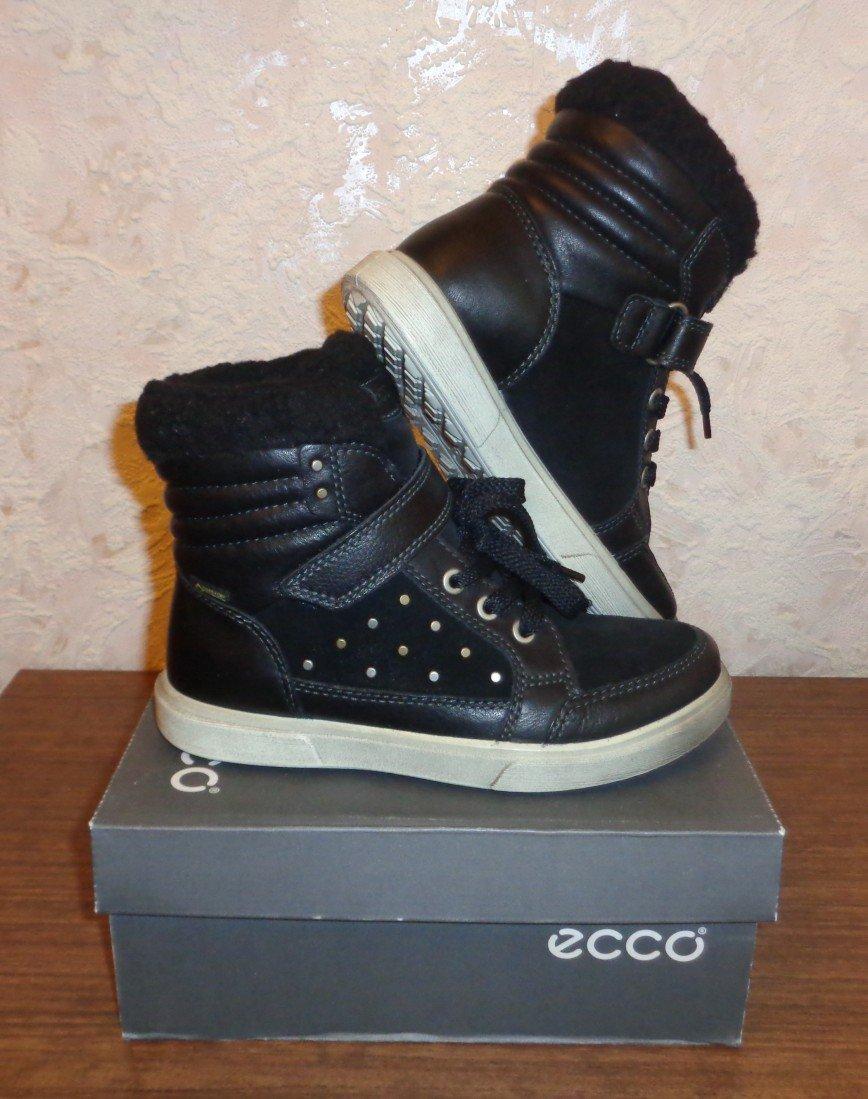 3a807d04 Новые высокие кроссовки Ecco р.30 и 33
