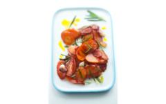 Молодая морковь с чесноком от Юлии Высоцкой