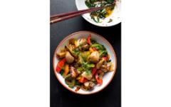 Овощи по-китайски от Юлии Высоцкой