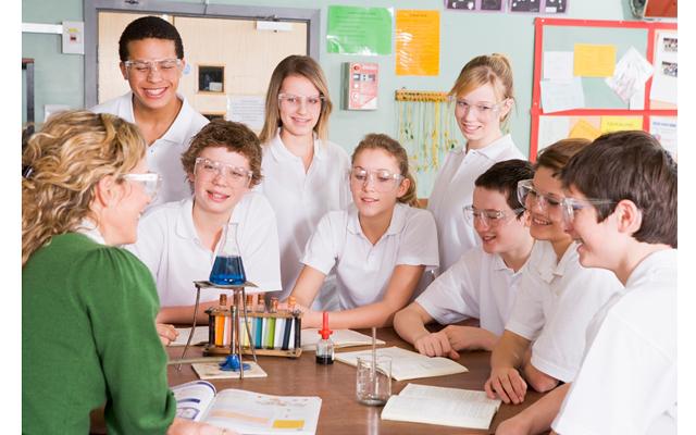 картинки ученики в школе