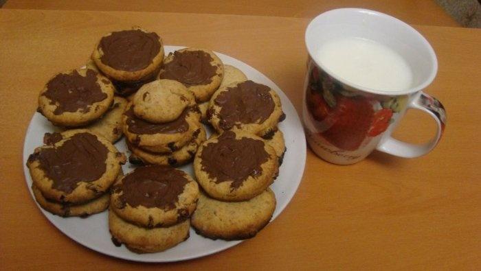 Традиционное печенье из Финляндии