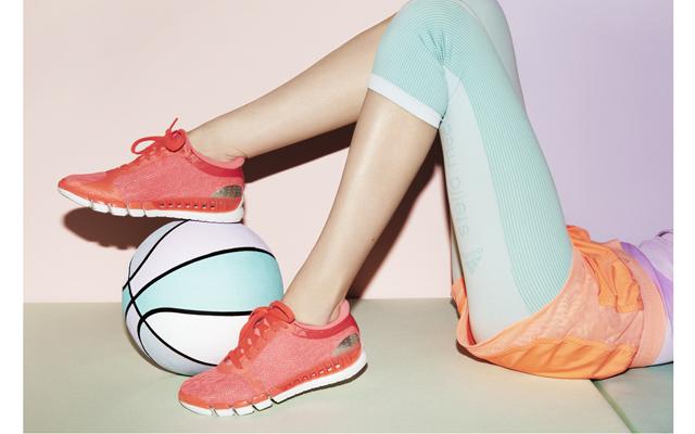 Запуск коллекции Весна/Лето-2013 adidas by Stella McCartney