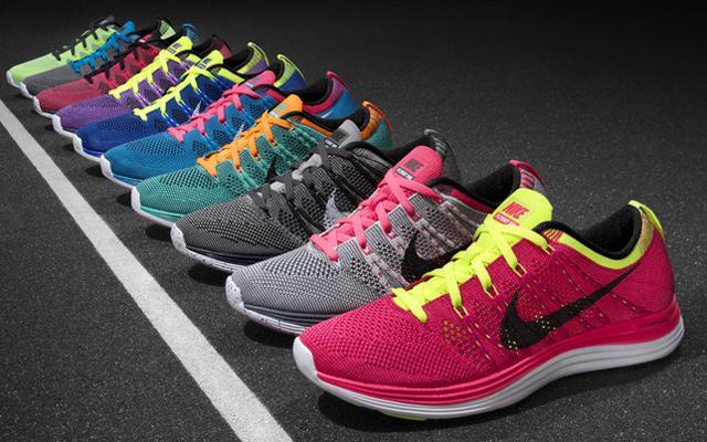 Новые беговые кроссовки от Nike
