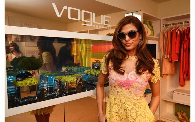 Закрытая презентация Vogue Eyewear