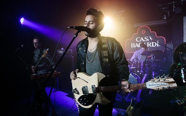 Casa Bacardi: панк-слем в центре Москвы