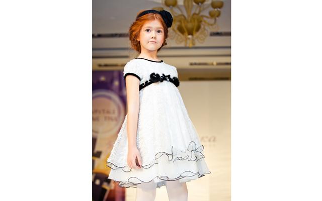 Неделя детской моды в Галерее «Якиманка»