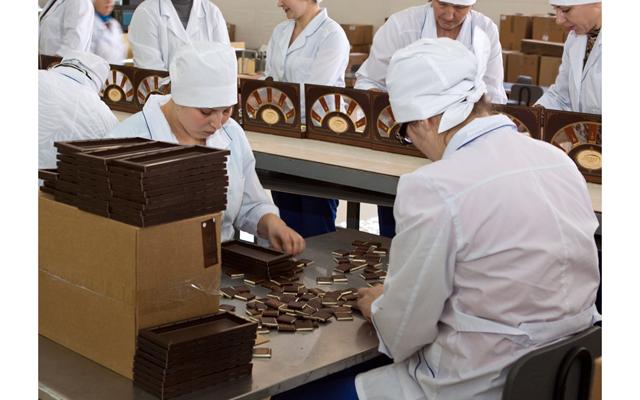 Путешествие на шоколадную фабрику