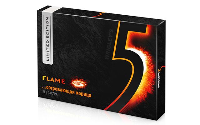 5® FLAME LIMITED EDITION – разбуди дыхание огня!