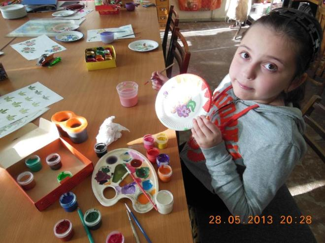 не только лечение, но и творчество