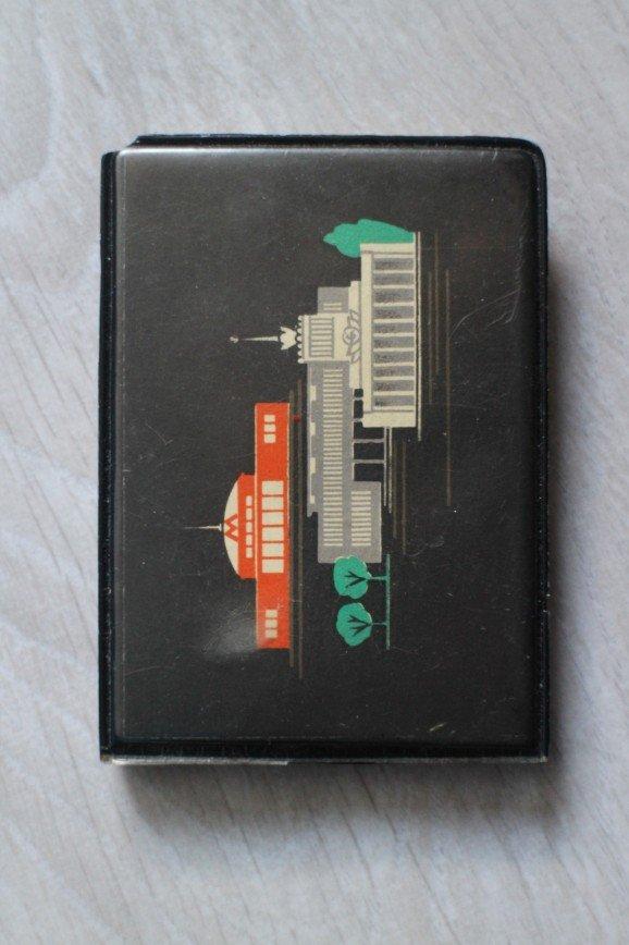 Блокнот алфавитный Метро, винтаж из СССР. Размер 9*6,5см. Абс.новый, на обложке отколот малюсенький угол (видно на фото). 150р