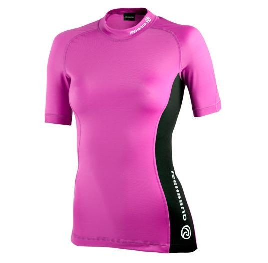 Компрессионная женская футболка Rehband с коротким рукавом, модель 7716, цвет розовый, р-р XS, обеспечивает поддержку предплечий, трицепсов, бицепсов, грудных и дельтовидных мышц. Абс.новая! В официальном магазине стоит 4100р https://ottobock-shop.ru/sport-line/compression_clothes/7716/ 2700р