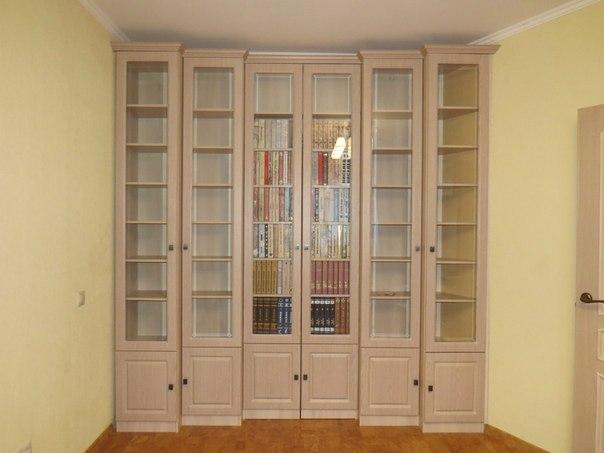 шкаф с ложными дверьми
