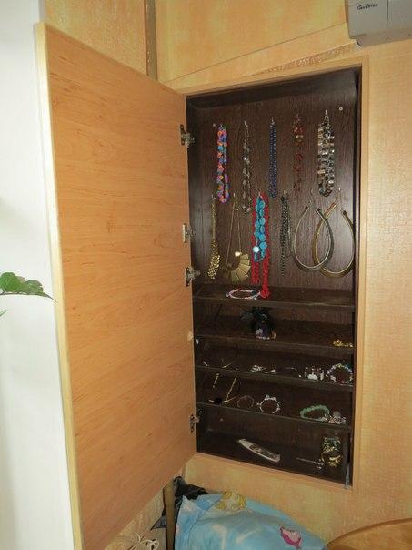 шкафчик для бижу