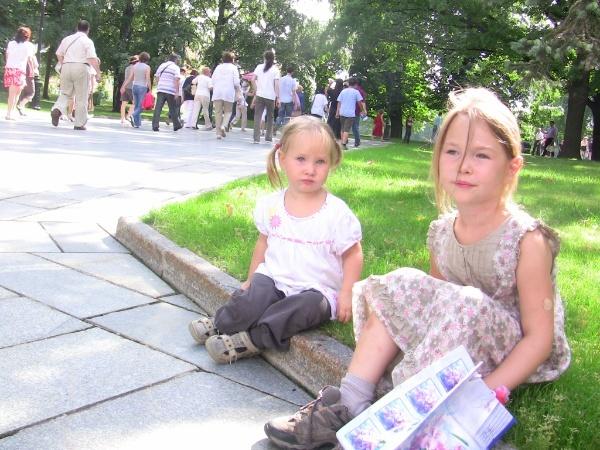 летом в Кремле