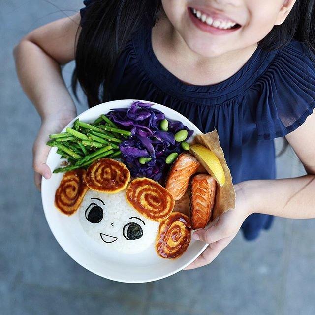 Кулинарные шедевры Саманты Ли