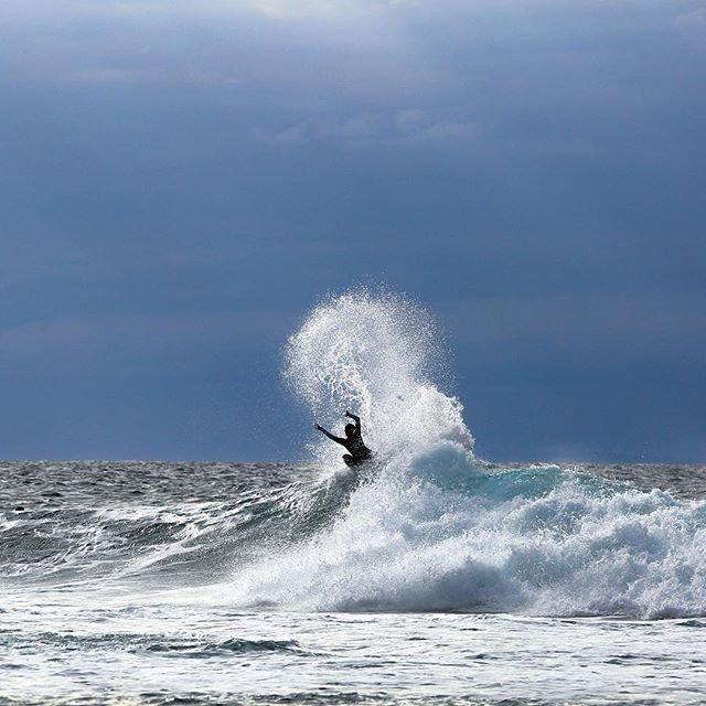 Неотразимый серфинг с Салли Фицгиббонс: