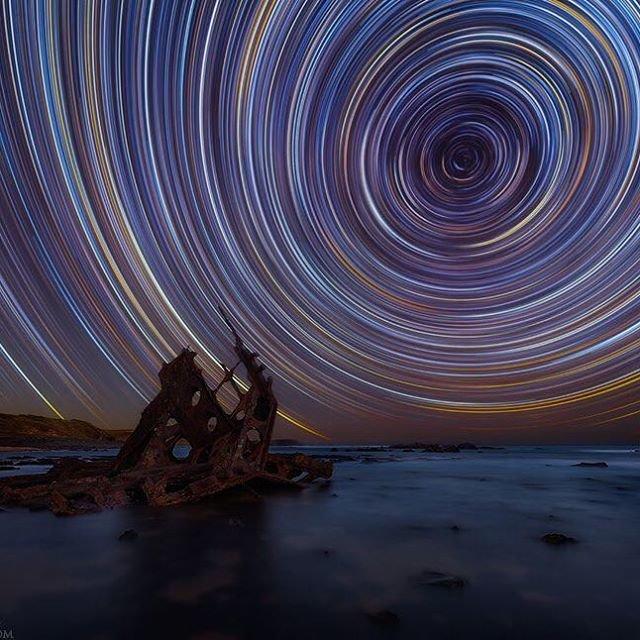 Звездное небо Линкольна Харрисона