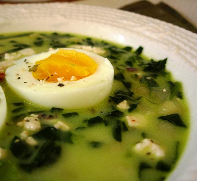 Щавелевый суп рецепт классический с фото